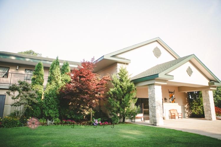 muskegon golf course weddings
